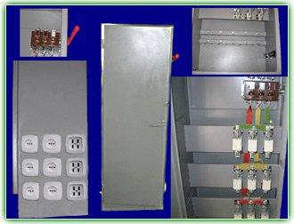 Ящик ЯР 250А (комплектация РШВШ 40А)