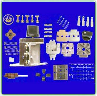 Переключатель для кухонных плит, ПКП - 25 25А, 380В
