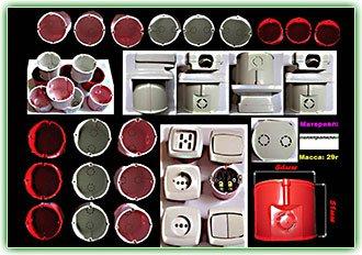 Подрозетник для соединений РШ/ВШ40А, розеток, выключателей
